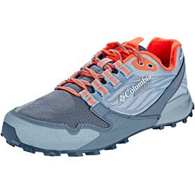Columbia Alpine FTG Outdry - Zapatillas running Mujer - rojo/azul